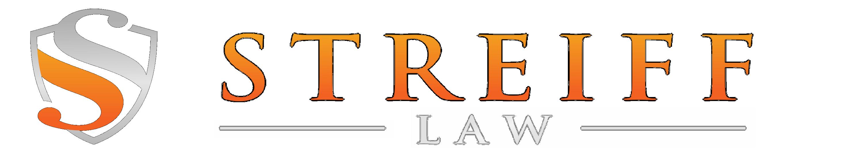 Streiff Law seitliches logo